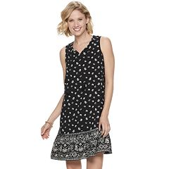 Women's SONOMA Goods for Life™ Sleeveless Peasant Dress