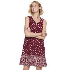 fe55ac951f8e Women s SONOMA Goods for Life™ Sleeveless Peasant Dress