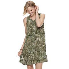 Women's SONOMA Goods for Life™ Sleeveless Peasant Dress