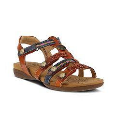 Womens L'Artiste By Spring Step Jerlene Ankle Strap Sandals