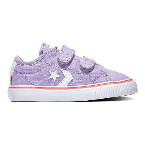 Toddler Girls' Converse CONS Star Replay 2V Sneakers