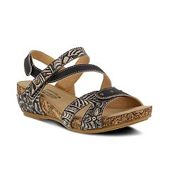 Womens L'Artiste By Spring Step Quilana Ankle Strap Sandal
