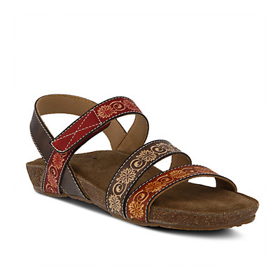 Womens L'Artiste By Spring Step Paldina Ankle Strap Sandals