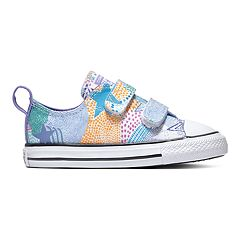 Toddler Girls' Converse Chuck Taylor All Star 2V Mosaic Sneakers