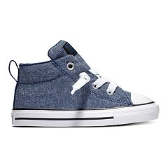 c45805a76650 Toddler Boys  Converse Chuck Taylor All Star Street Mid Sneakers