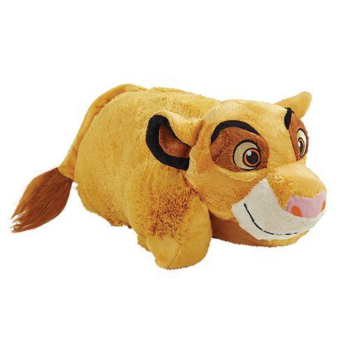 Pillow Pets Disney's Lion King Simba Stuffed Animal Plush Toy