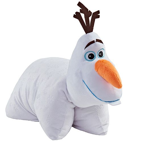 Disney's Frozen 2 Snow-It-All Olaf Large Stuffed Animal Plush Toy by Pillow Pets
