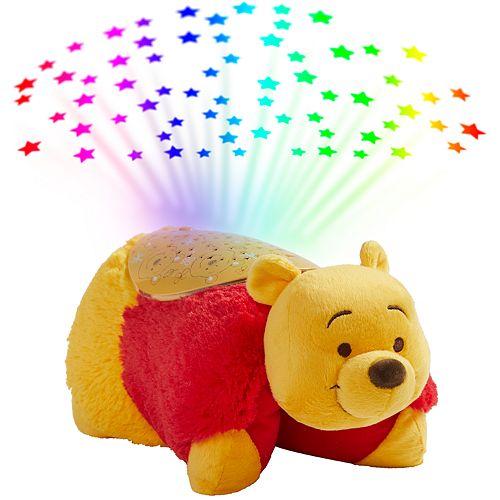 Pillow Pets Disney's Winnie The Pooh Plush Sleeptime Lite