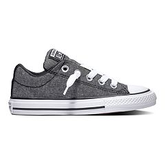 Boys' Converse Chuck Taylor All Star Street Slip Sneakers