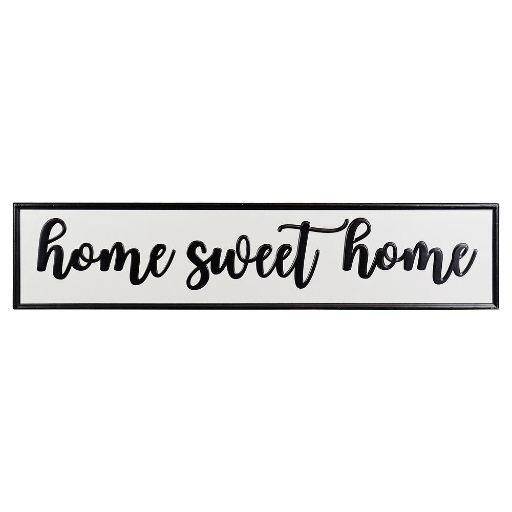 Belle Maison Home Sweet Home Wall Decor
