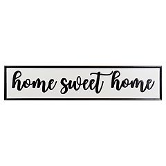 Belle Maison Home Sweet Home Wall Decor