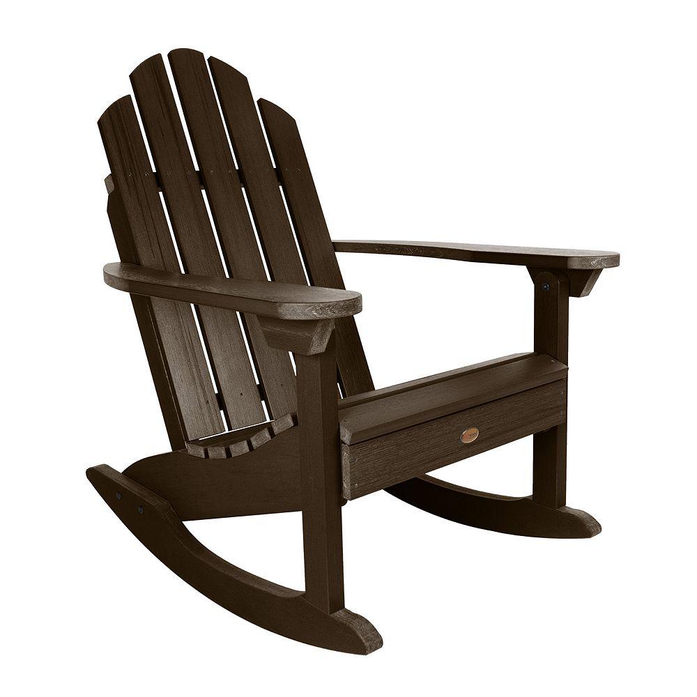 Highwood Classic Westport Adirondack Rocking Chair