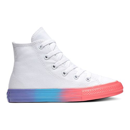 converse all star rainbow
