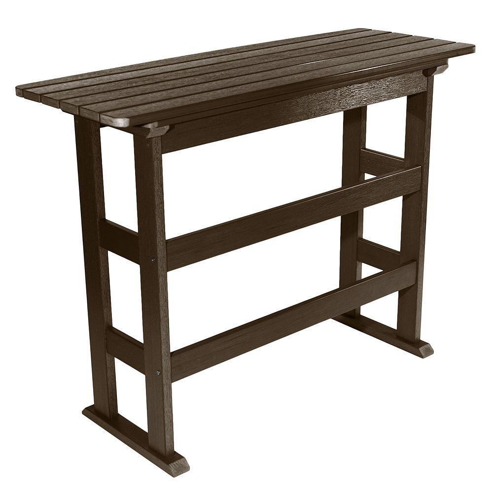 highwood Lehigh Bar Height Balcony Table