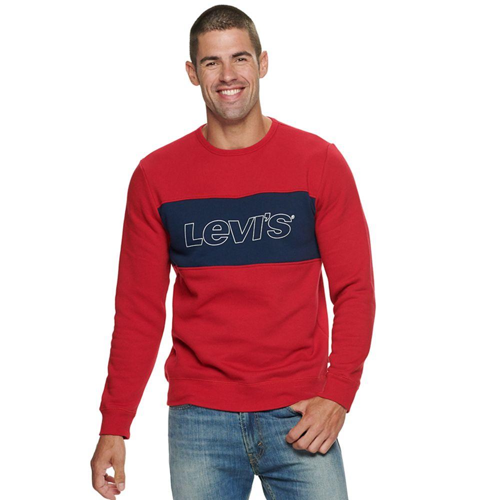 Men's Levi's® Logo Graphic Sweatshirt