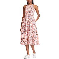 Womens Chaps Sleeveless Knit Dress