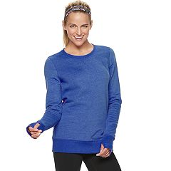60105911f3f9c Womens Active Long Sleeve Tops, Clothing | Kohl's