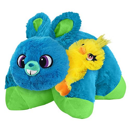 Disney 's Toy Story Bunny/Ducky Stuffed Animal Plush Toy by Pillow Pets