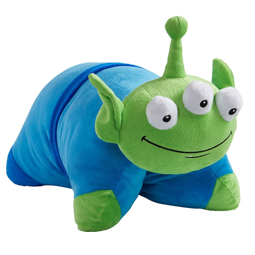 Disney's Toy Story Little Green Alien Stuffed Animal Plush Toy by Pillow Pets