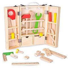 Classic World Wooden Toy Carpenters Set