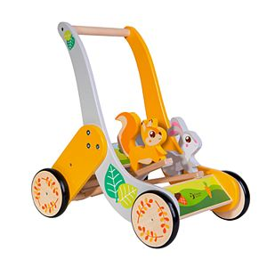Classic World Wooden Forest Baby Walker