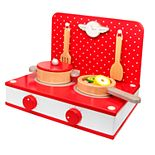 Classic World Retro Tabletop Kitchen