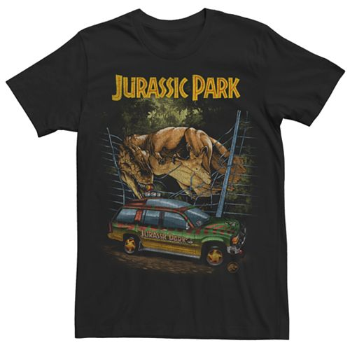 Men's Jurassic Park Break Out Tee