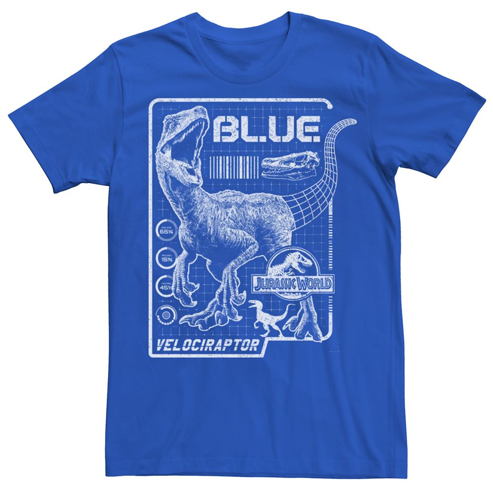 Men's Jurassic World Fallen Kingdom Raptor Tee