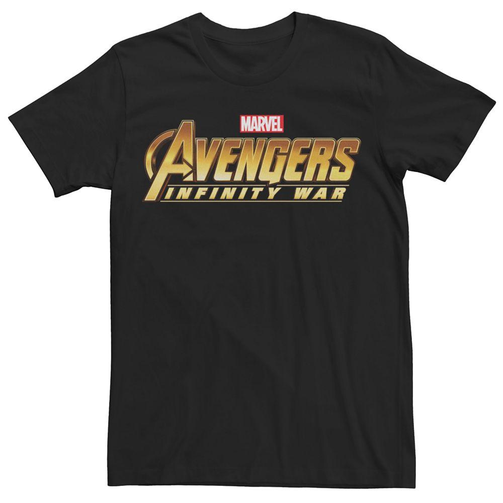 Men's Avengers Infinity War Logo Tee