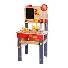 Classic World Carpenter Workbench with Tools