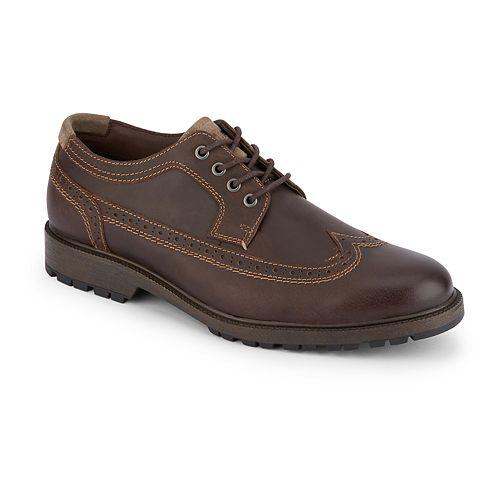 Dockers® Sterling Men's Waterproof Wingtip Dress Shoes