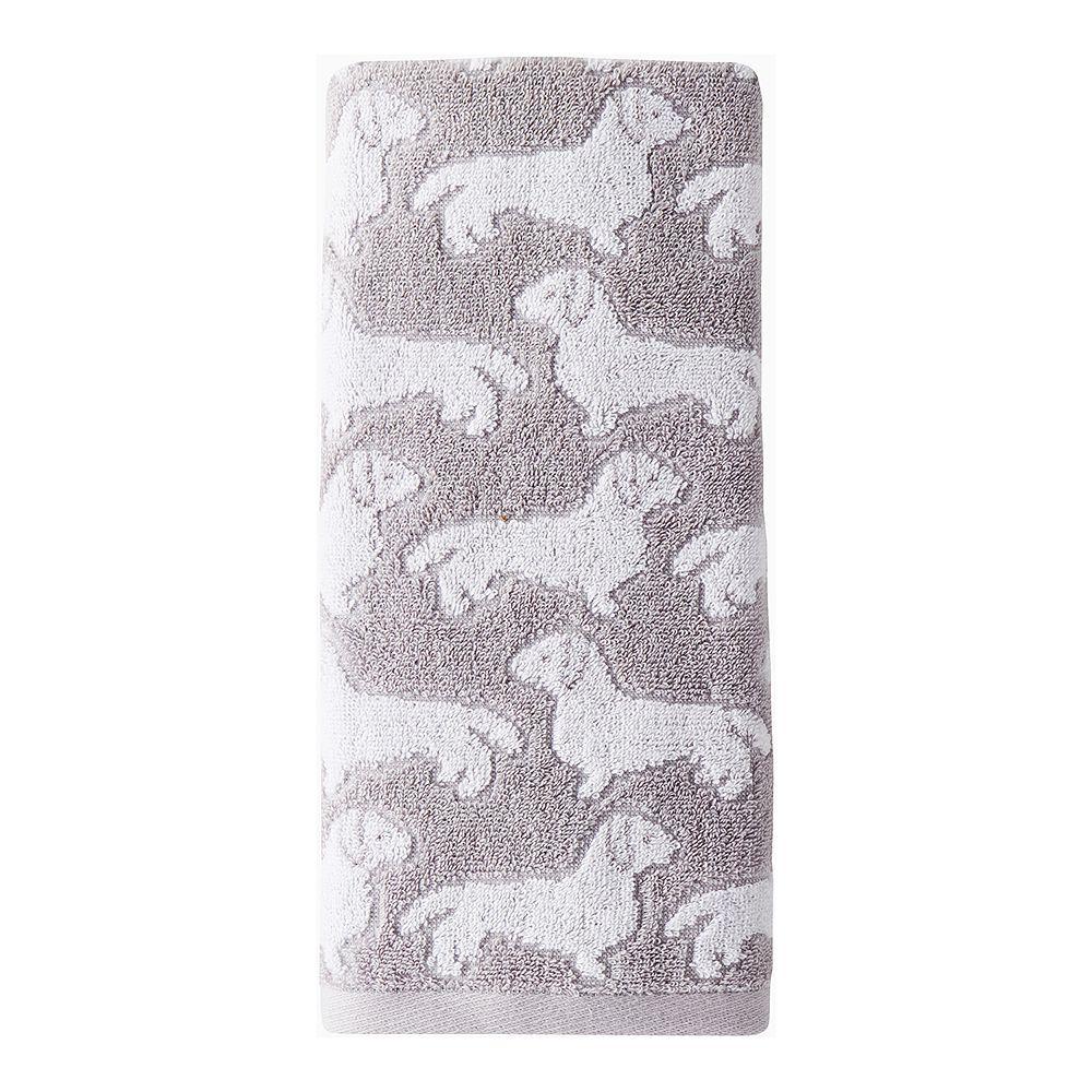 Saturday Knight, Ltd. Dog Hand Towel