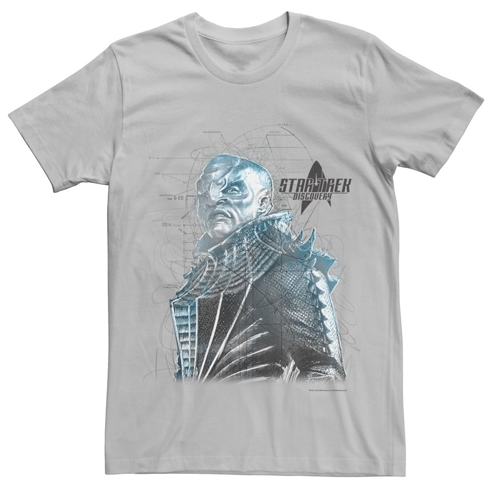 Men's Star Trek Discovery Tkuvma Graphic Tee