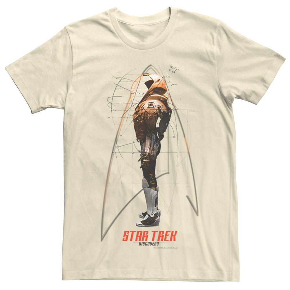 Men's Star Trek Discovery The Suit Graphic Tee