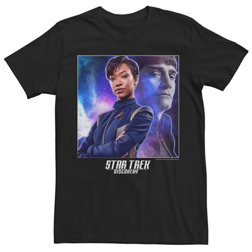 Men's Star Trek Discovery Sarek Burnham Graphic Tee