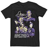 Men's Star Trek Deep Space Nine Team Graphic Tee