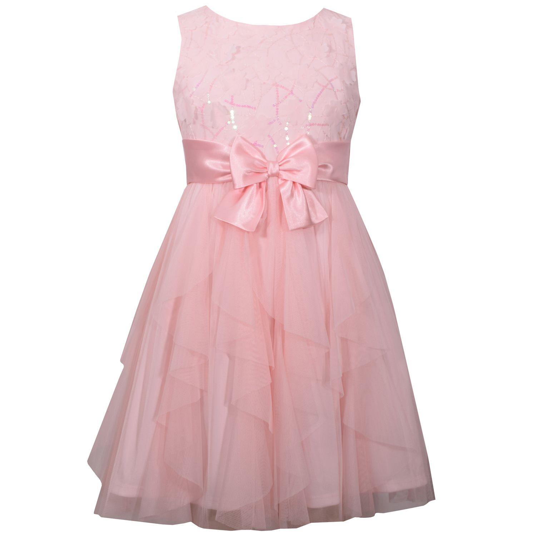 Bonnie Jean Sequin Dress
