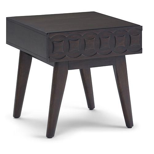 Simpli Home Wainwright End Table