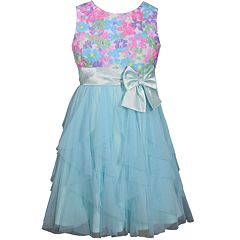 e2a24efc1313 Girls 7-16 Bonnie Jean Sleeveless Ruffle Dress