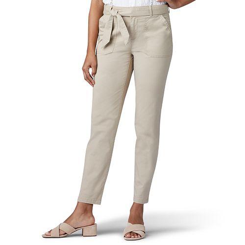 Women's Lee Straight-Leg Ankle Pants