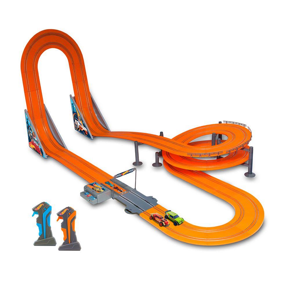 Kidz Tech 1:43 Scale Hot Wheels 2.4G Zero Gravity Slot Track Set