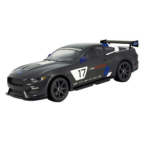 Kidz Tech 1:14 Scale Radio Control Burnoutz Ford Shelby GT4