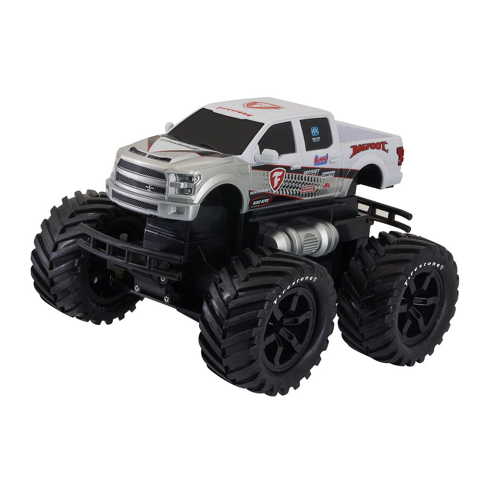 Kidz Tech RC Big Foot Truck