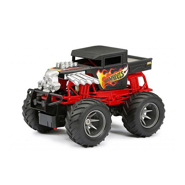 New Bright 1 15 Scale Remote Control Hot Wheels Monster Truck Bone Shaker