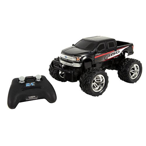 New Bright R/C Charger Series Black Ford Raptor