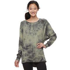 Juniors' SO® Oversized Sweatshirt