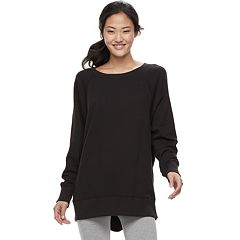 Juniors' SO® Oversized Sweatshirt