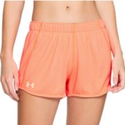 Women's Under Armour Play Up Reversible Mid-Rise Shorts