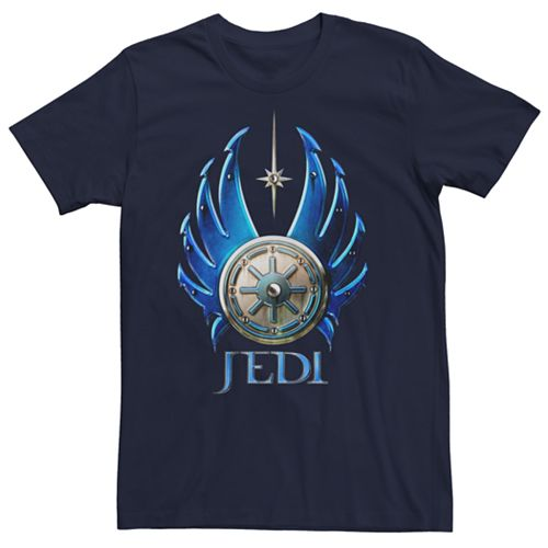 Men's Star Wars A New Hope Jedi Wings Tee