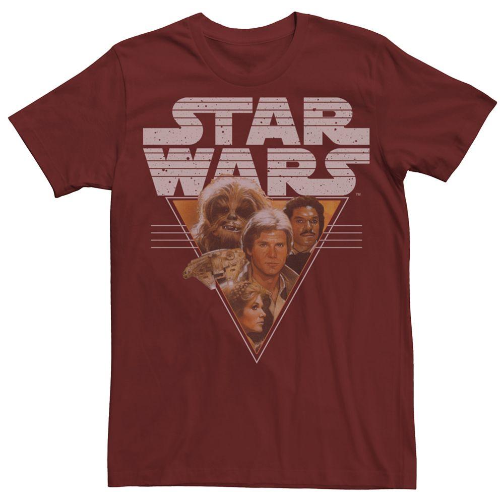 Men's Star Wars Han Solo Feature Tee